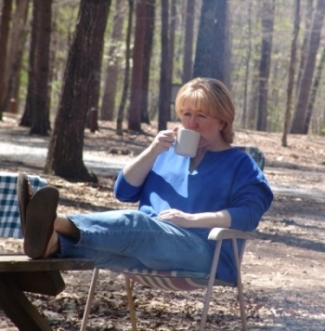 Linda Miller, kicking back - there's life after corporate land!